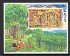 MOLDAVIE -bloc  N° 20  **  (1999)  Europa - Moldavie
