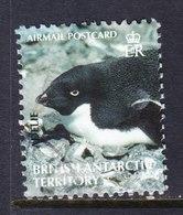 BAT, USED STAMP, OBLITERÉ, SELLO USADO - British Antarctic Territory  (BAT)