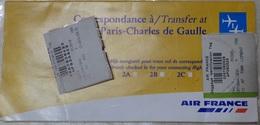 Air France - Transportation Tickets