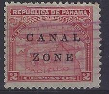 Amerika  Canal Zone   12    (O) - America (Other)