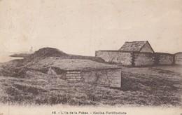 MAURICE: L'ILE DE LA PASSE - Vieilles Fortifications - Mauricio