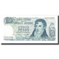 Billet, Argentine, 5 Pesos, KM:288, NEUF - Argentine