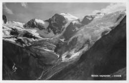 "0486 ""TESTATA VALNONTEY - COGNE (AO)"" CART. ORIG. SPED. 1942 - Italia"