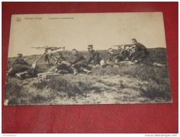 MILITARIA - ARMEE  BELGE  -  Carabiniers Mitrailleurs - Autres
