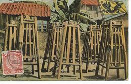 Chine   Deathcages   Carte Pour 16e Coloniale Arsenal De L'Est - China
