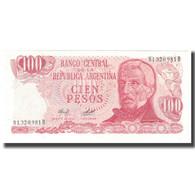 Billet, Argentine, 100 Pesos, KM:302b, NEUF - Argentine