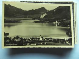 Oostenrijk Österreich OÖ Strobl ( Und St Wolfgang Und St Gilgen ) - Strobl
