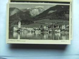Oostenrijk Österreich OÖ St Wolfgang Salzkammergut Gastberger 1a - St. Wolfgang