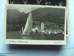 Oostenrijk Österreich OÖ St Wolfgang Segeln Salzkammergut Gastberger 18 - St. Wolfgang