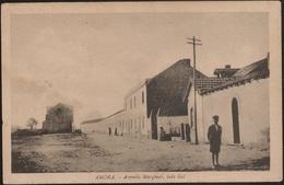 Postal Portugal - Amora - Avenida Marginal, Lado Sul (Ed. Manoel Henriques Junior) - CPA - Carte Postale - Postcard - Setúbal