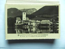 Oostenrijk Österreich OÖ St Wolfgang Mit Lied - St. Wolfgang