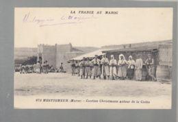 CPA (Mar.) Mestigmeur - Cantine Christmann Autour De La Casba - Other