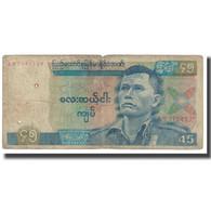 Billet, Birmanie, 45 Kyats, KM:64, AB - Myanmar