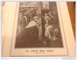 1911 JOUR DES ROIS - NOUVEAU CONSERVATOIRE - Marcel CAPY - PARAPLUIE - Mlle CHENAL - Louis Auguste BRUN - DUC D'ORLÉANS - Livres, BD, Revues