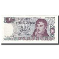 Billet, Argentine, 10 Pesos, KM:300, SPL - Argentina