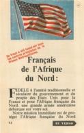 RESISTANCE  TRACT FRANCAIS DE L'AFRIQUE DU NORD - 1939-45