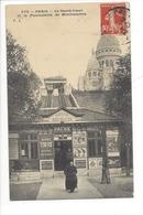 21906 - Paris Le Sacré-Coeur Et Le Funiculaire De Montmartre - Sacré Coeur