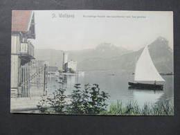 AK ST. WOLFGANG Ca.1910  // D*37912 - St. Wolfgang