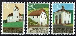 Liechtenstein 2001 # Mi. 1268/1270 ** - Ungebraucht