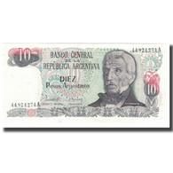 Billet, Argentine, 10 Pesos Argentinos, KM:313a, NEUF - Argentine