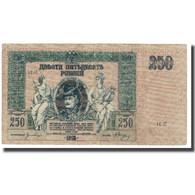 Billet, Russie, 250 Rubles, 1918, KM:S414b, TTB - Russie