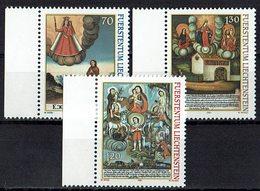 Liechtenstein 2001 # Mi. 1271/1273 ** - Liechtenstein