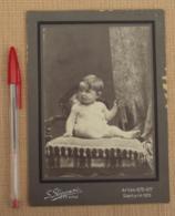 232, Portrait D'un Bébé, Photo Stoppani à Bueno Aires Argentine - Foto's