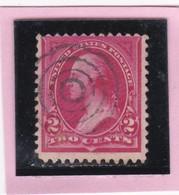 Etats-Unis  N°98 + Fleuron  - 1894 -  G. WASHINGTON   - Oblitérés - Used Stamps