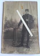 1914 Noisy Groupe Cycliste 26 Eme Bataillon De Chasseur à Pieds 1ere Division De Cavlerie  Tranchée Poilus 1914 1918 WW - War, Military