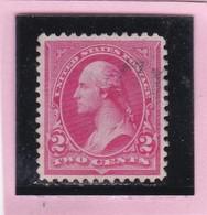 Etats-Unis  N°98 B  + Fleuron  - 1894 -  G. WASHINGTON   - Oblitérés - Used Stamps