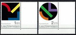 Liechtenstein 2001 # Mi. 1281/1282 ** - Liechtenstein
