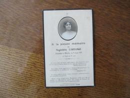MAGDELEINE LAGRANGE DECEDEE A OEUILLY LE 9 JUIN 1930 A L'ÂGE DE 17 ANS A LA PIEUSE MEMOIRE - Andachtsbilder