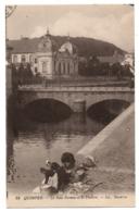 CPA 29 - QUIMPER (Finistère) - 31. Le Pont Firmin Et Le Théâtre - LL Selecta - Quimper