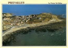 44 Préfailles La Pointe Saint Gildas (2 Scans) - Préfailles