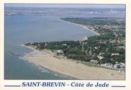 44 Saint Brevin Station Balnéaire De La Côte De Jade Vue D'ensemble (2 Scans) - Saint-Brevin-l'Océan