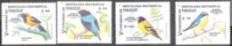 7660  Birds - Oiseaux - Paraguay 2685 à 88 - MNH - 2,25 (6) - Birds