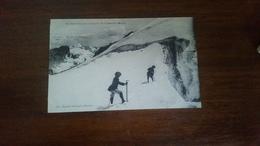 B7/une Crevasse Au Glacier De La Grande Motte - Autres Communes