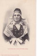TYPE DE BETHMALAISE. CANTON DE CASTILLON. ARIEGE. FAURE ET SES FILS. CIRCA 1904s - BLEUP - Personajes