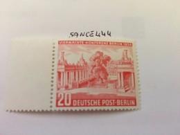 Berlin Conference Building 1954 Mnh - [5] Berlin