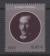 Estland 2013. Kaarel Eenpalu. 1 W. MNH. - Estonia
