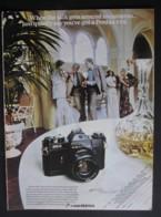 PENTAX ASAHI CAMERA. 1974 ORIGINAL MAGAZINE ADVERT - Other