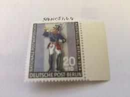 Berlin Philatelic Exposition 1954 Mnh - [5] Berlin