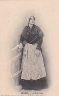 BEZIERS. LA BITERROISE. PAPETERIE IMPRIMERIE LASPEYRES. CIRCA 1910s - BLEUP - Personajes