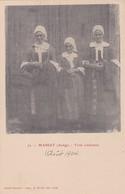 MASSAT, ARIEGE. TROIS LIADOURES. SAINT GIRONS. CIRCA 1904s - BLEUP - Personajes