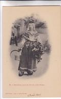 BETHMALAISE VENANT DE TRAIRE LES VACHES. ARIEGE. SAINT GIRONS. CIRCA 1904s - BLEUP - Personajes