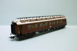 Altaya / Trix - VOITURE LITS TECK CIWL N° 1782 A Orient Express 1910 Neuf HO 1/87 - Passenger Trains