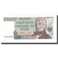 Billet, Argentine, 50,000 Pesos, KM:307, NEUF - Argentina