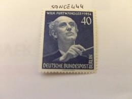Berlin W. Furtwängler Composer 1955 Mnh - [5] Berlin