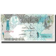 Billet, Qatar, 1 Riyal, KM:20, NEUF - Qatar
