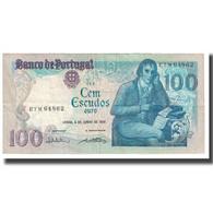 Billet, Portugal, 100 Escudos, 1985, 1985-06-04, KM:178e, TTB - Portugal